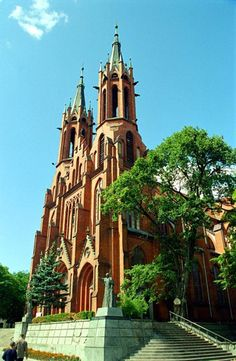 Bialystok Poland Catholic Church