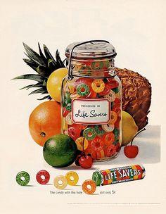 1962 ... yum, yum, yum! by x-ray delta one, via Flickr