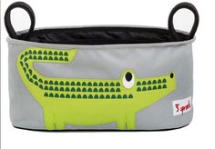 3 Sprouts Stroller Organizer Seven Colors