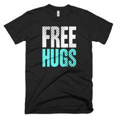 Men's Free HUGS - T-Shirt