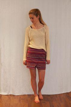 Nascha Skirt from Named Patterns