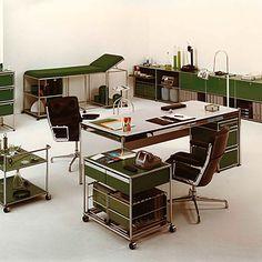 Der Waschtisch «Mies» Von Ex.t Greift Das Materialfaible Des Letzten  Bauhaus Direktors Mies Van Der Rohe Auf. | Homegate   Badezimmer | Pinterest