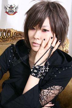 Gothic Punk Ring Visual Kei