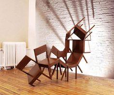 Harry Allen Cyclone Chair #art #installation