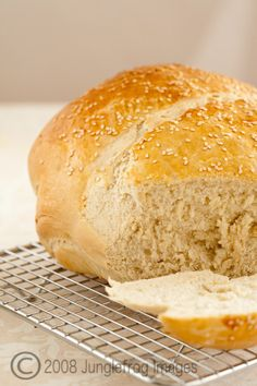 Hungarian Farmer's Bread.