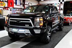 2014 Chevrolet Silverado 1500 REAPER