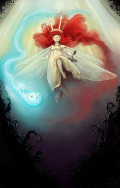 Child of Light by Evanatt on DeviantArt