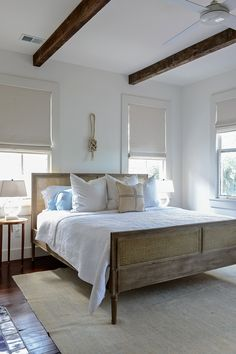 Our Harbour Cane bed spotted in a 1919 South Carolina house.