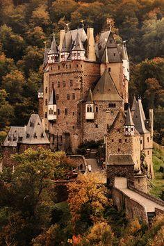 atraversso:  Castle / Germany  by Uwe Müller