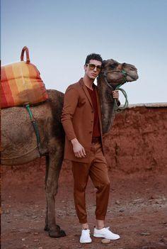 Male Fashion Trends: LOB se inspira en la cultura de Marruecos para su colección Spring-Summer 2018
