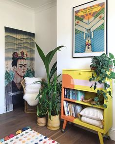 The first space I want to introduce you to is my living room. Even though the house was in a pretty decent condition, we've. Cozy Living Rooms, My Living Room, Small Living, Guest Bedroom Colors, Bedroom Ideas, Under Stairs Cupboard, Dream Apartment, Apartment Ideas, Dining Room Walls