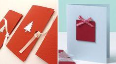 """Идея № 43 """"30 простых и оригинальных новогодних открыток"""" - Леди IQ - Babyblog.ru"""