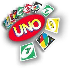 Uno,my boys love to play this card game