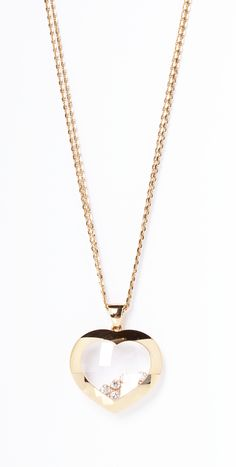 CHOPARD NECKLACE @SHOP-HERS