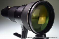 NIKON AF-S NIKKOR ED 600mm f/4D Mark II Excellent+ #Nikon