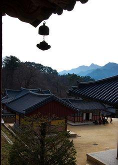 Haensa Temple, Gyeongju Province, Korea