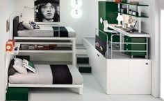 kleine kamer inrichten Kleine slaapkamer inrichten