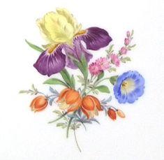 ユーロクラシクス マイセン ベーシックフラワー 一つ花 二つ花 三つ花 四つ花 五つ花