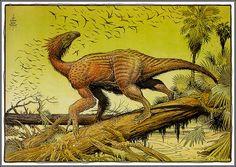 William #Stout #dinosaur #paleoart