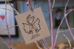 A Mustard Seed Journey- lent tree with free printables
