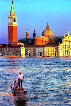 Got passport, will travel Venice,  Italy.