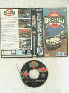 23137 #sega rally championship - #sega saturn game (1995) from $7.62