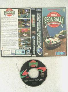 23137 #sega rally championship - #sega saturn game (1995) from $7.62