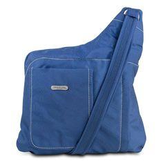 Travelon Anti-Theft Cross-Body Bag (Blue)