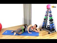 c081145707 FREE Butt Glutes Buns Workout - BARLATES BODY BLITZ 100 Rep Challenge  GLUTES with Linda Wooldridge