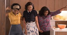 "Taraji P. Henson and Octavia Spencer star in ""Hidden Figures,"" a largely untold story of African-American mathematicians in the space program."