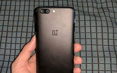 UPDATED – OnePlus 5 On hand Leaked Ahead of Launch