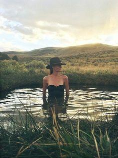 Pendleton Woolen Mills (@pendletonwm) • Instagram photos and videos - shot courtesy Gretchen Jones, Pendleton hat