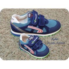 Zapatos niño . Deportivos con puntera reforzada