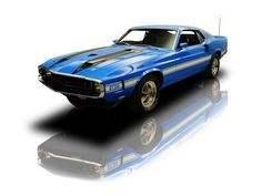 1970 Ford Shelby Mustang GT350 351 Windsor V8 4 Speed My Dream Car