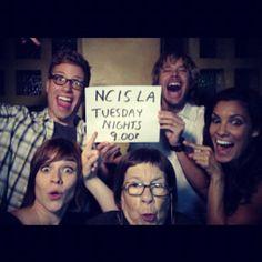 NCIS LA Tuesday Nights 9 PM. Oh gosh I love this pic