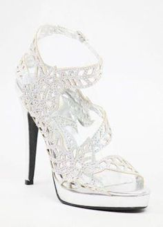 59 Best Brides Bling Wedding Shoes images  b944edf631a1
