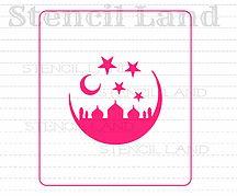 Stencil Land , Cake Stencils cookie stencils
