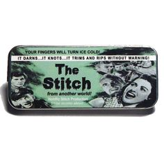 Magnetic Needle Case Needle Slider Case The Stitch by PinoyStitch