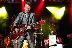 Brian Setzer Orchestra 12th Annual Christmas Rocks Tour - November 20, 2015 - Hard Rock Rocksino
