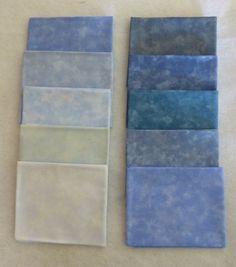 Cotton Fabric, Quilt, Home Decor Fabric, Blue Fat Quarter Bundle of 10 Fat Quarters, Fast Shipping FQ148 https://www.etsy.com/shop/suesfabricnsupplies