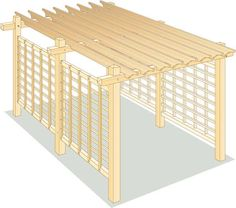 How to Build a Pergola for Backyard Shade Keep...