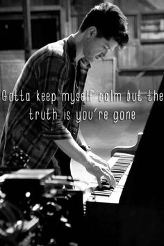 "The Script - ""If You Could See Me Now"""