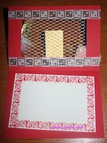 Découvrez sur mon blog http://cleaya.com/une-carte-saint-valentin-tout-en-rouge-et-or/ une petite carte Saint-Valentin toute simple en rouge et or