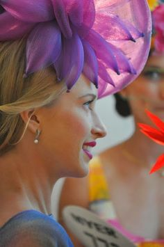 Hats Have It: Oaks Day Fashions on the Field Millinery Award 2013 Part 2