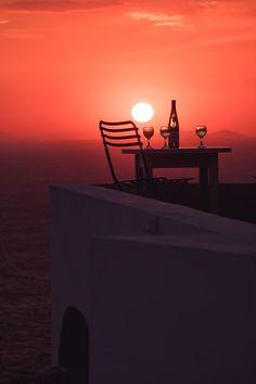 Santorini - Three Billion Pix