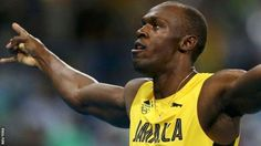 Rio Olympics 2016: Usain Bolt wins 200m gold, his eighth Olympic gold - BBC Sport