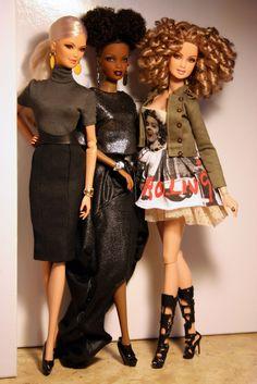 Nichelle, Teresa and Kira
