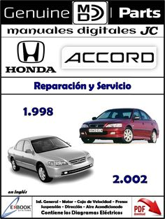 manual reparaci n y servicio chevrolet grand blazer 93 98 correo rh pinterest com 2005 Honda Accord Wiring Diagram 2005 Honda Accord Fuse Diagram