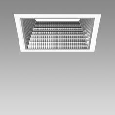 At 119 lm/W, the lumen package of the Echo Square LED luminaire alone is already enough to meet the requirements for an efficient downlight. But this luminaire takes efficiency even further. It is designed and constructed to enable quick and easy installation without tools, and perfect integration into the ceiling architecture. All of which can save you time, stress and money, while guaranteeing excellent, glare-free lighting. Now, if that's not efficient.