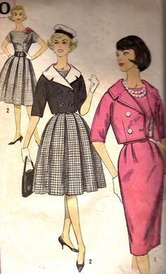 50's Jacket and Dress